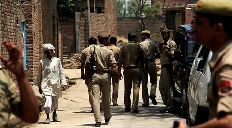 Four policemen suspended over lynching of anti-rumour campaigner