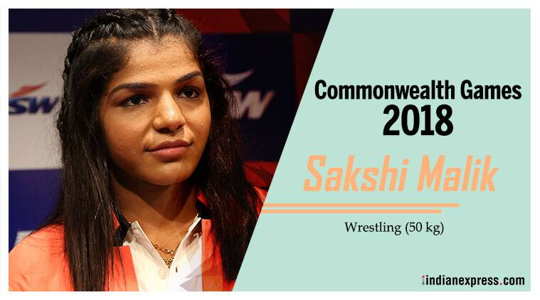 Sakshi Malik won silver at CWG in 2014