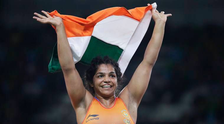 Sakshi Malik begins with a win, Vinesh Phogat in action later