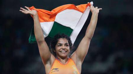 Only we know how we face people when we return without medal, says Sakshi Malik