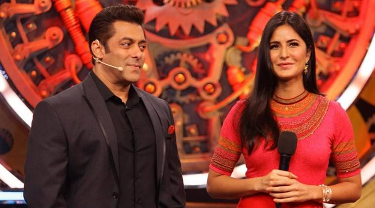 salman khan and katrina kaif in bigg boss
