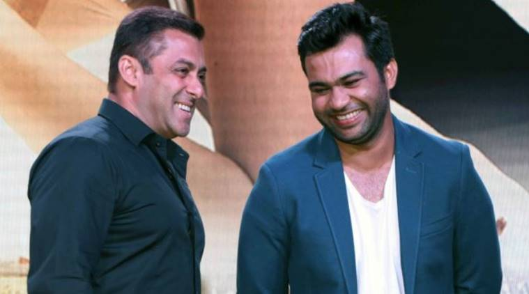 Ali Abbas Zafar on Salman Khan: Presenting him differently every time is a  challenge   Entertainment News,The Indian Express
