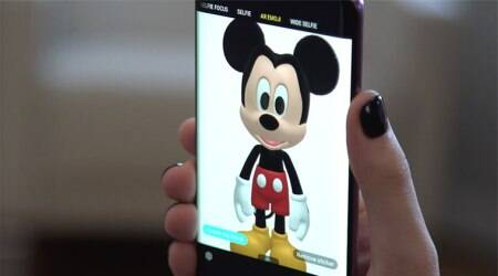 Samsung Galaxy S9, S9+ get AR Emoji characters from Disney: Mickey and Minnie Mouse