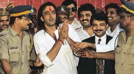sanjay dutt arrest