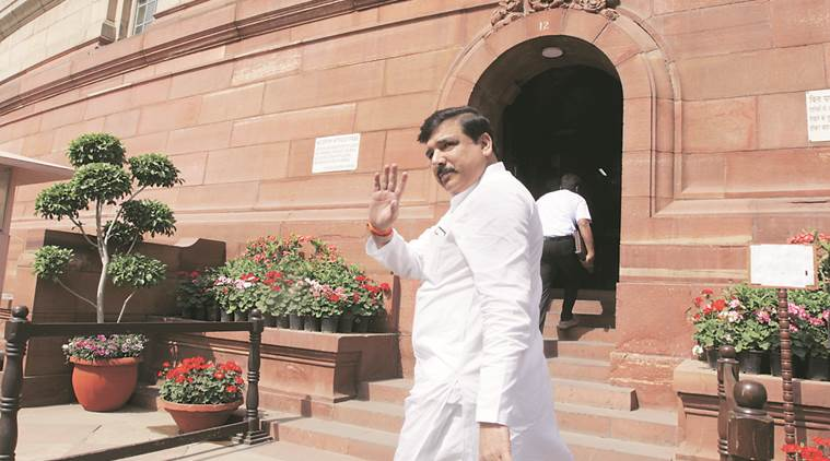 AAP will not be part of grand alliance for 2019 LS elections, says Sanjay Singh