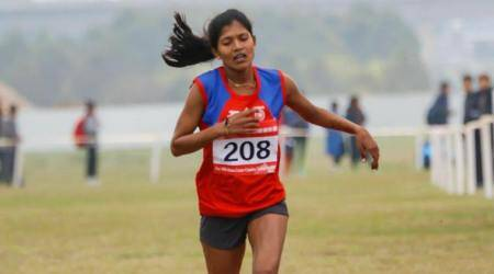Sanjivani Jadhav, Sanjivani Jadhav bronze, Asian Cross Country, Guiyang, China, athletics, indian express