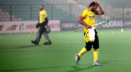 Sardar Singh, Sardar Singh India, India Sardar Singh, Sardar Singh matches, Sardar Singh India captain, Hockey India, sports news, hockey, Indian Express