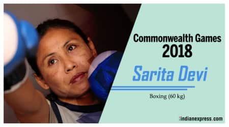 Sarita Devi Profile, Stats, Record: Sarita Devi will look to rescript historybooks