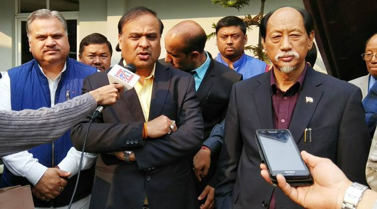 Nagaland: BJP breaks 15-year alliance with NPF, set to form govt with NDPP in state
