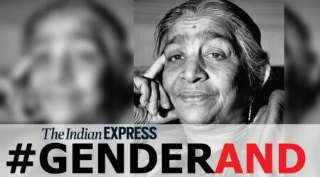 Sarojini Naidu:I am only a woman, only a poet