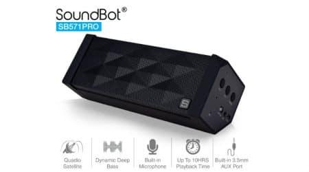 SoundBot SB571PRO surround sound Bluetooth speaker launched inIndia