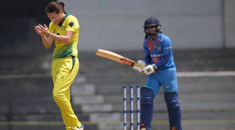 Live Cricket Score, India Women vs Australia Women, 4th T20I 2018, Mumbai