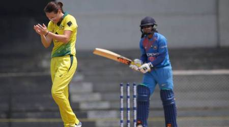 India suffer 36-run loss to Australia, third successive in T20I Tri-Series
