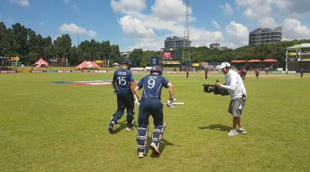 World Cup Qualifier: Disappointed over the LBW decision, says Scotland captain Kyle Coetzer
