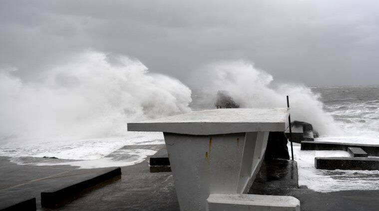 us storm, storm warnings, east coast, north carolina, maine, floods, storm in america, indian express