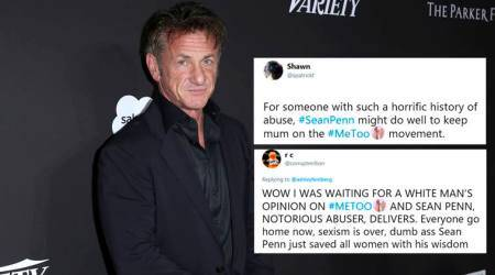 'Heinous hypocrite': Sean Penn mansplains #MeToo in his poem, Twitterati brutally bash him