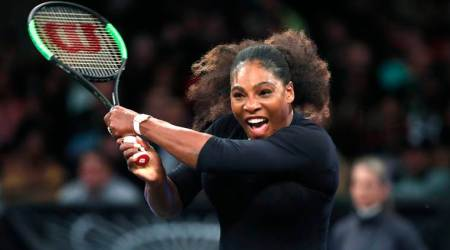 I am in full admiration of Serena Williams, says Roger Federer