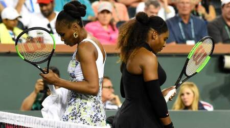 Venus Williams ends Serena Williams' return at Indian Wells