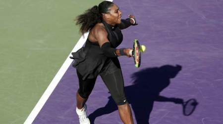 Serena Williams loses in 1st round at Miami Open to Naomi Osaka