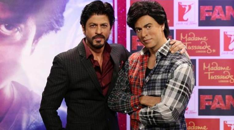 Shah Rukh Khan's wax figure to join Madame Tussauds Delhi