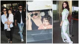 Celeb spotting: Kareena Kapoor, Shahid Kapoor, Kartik Aaryan and others