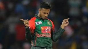 ICC ODI Rankings: Shakib Al Hasan becomes No.1 all-rounder, only two Indians feature in top 20