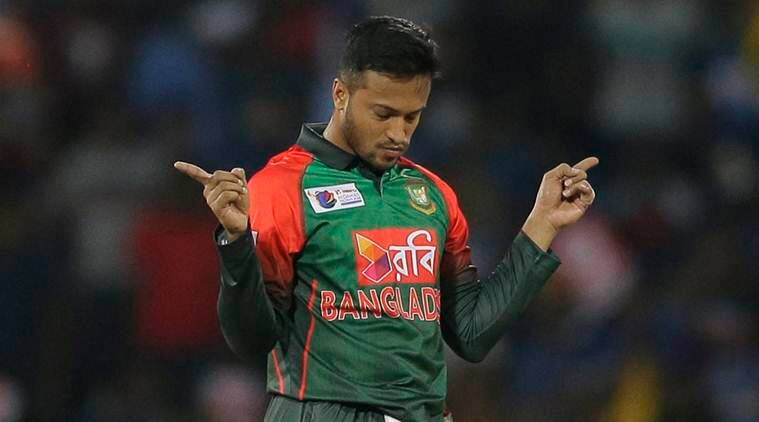 ICC World cup 2019, Worldcup2019, Shakib al Hasan, Shakib al Hasan bowling, Shakib al Hasan batting, Express, Shakib al Hasan injury, sports news, cricket, Indian express