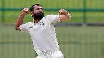 Mohammed Shami cleared of match fixing charges by BCCI, can play IPL
