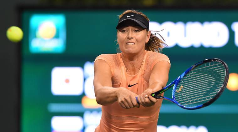 Naomi Osaka: I was just really honored to play Sharapova