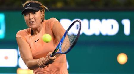 Maria Sharapova pulls out of Miami Open due to injury