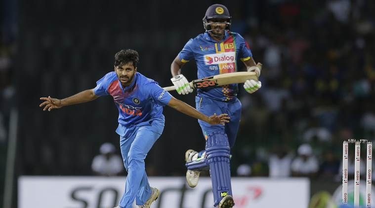India beat Sri Lanka in the 4th T20I by 4 wickets.