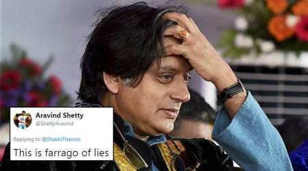 Shashi Tharoor apologises for using Buddha's photo on Mahavir Jayanti wish after getting trolled