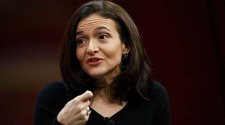 Facebook-Cambridge Analytica data scandal: Sandberg says she regrets not speaking out sooner