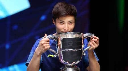 Shi Yuqi beats Lin to Dan win All England Championshipsfinal