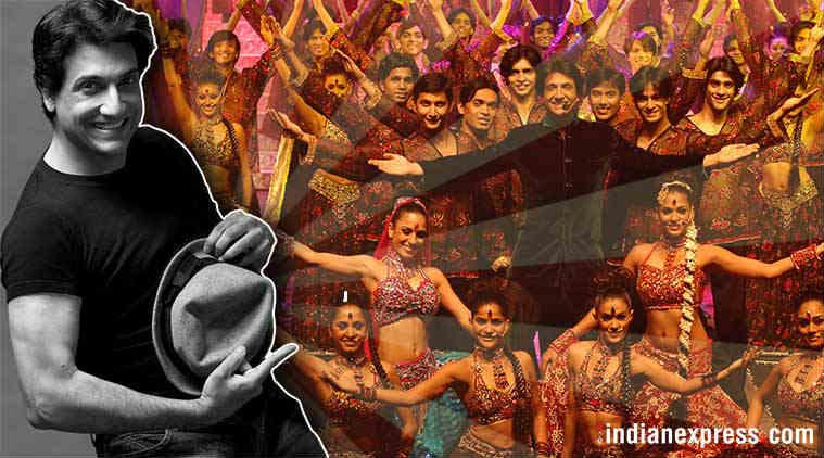 Shiamak Davar choreographer dance troupe photos