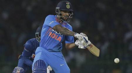 India vs Sri Lanka: Shikhar Dhawan continues form with bat, smacks 90 in 49 balls
