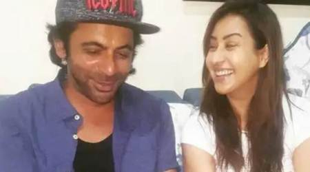 Shilpa Shinde and Sunil Grover join hands for a digital show