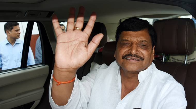 His new outfit to take out rally today: Shivpal Yadav takes SP formula, men to try outwit Akhilesh Yadav