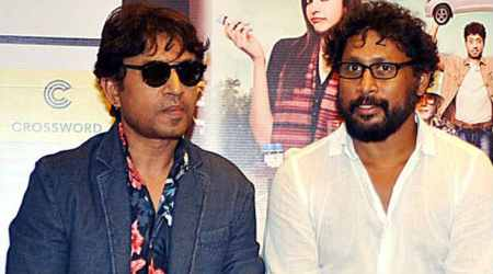 I fold my hands, don't speculate, he's fine now: Shoojit Sircar on Irrfan Khan's health