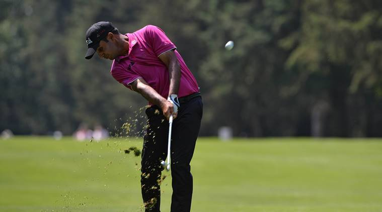 Shubhankar Sharma at World Golf Championship (WGC).