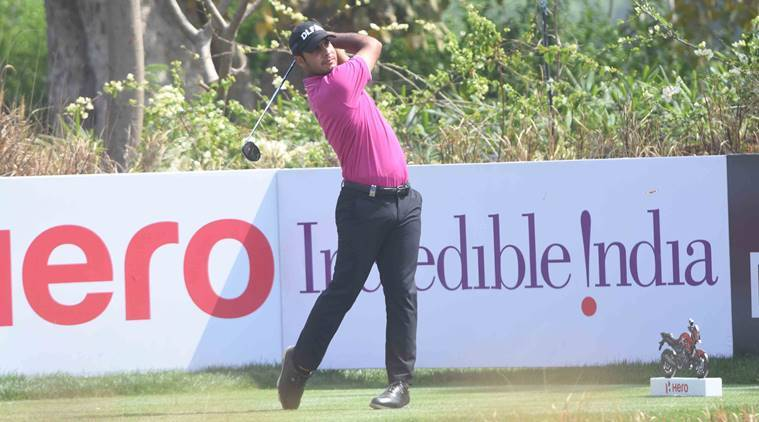 shubhankar sharma golf india