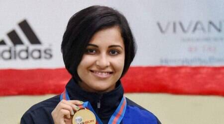 Heena Sidhu, Heena Sidhu news, Heena Sidhu updates, Ronak Pandit, National Rifle Association of India, Raninder Singh, Commonwealth Games 2018, CWG 2018, sports news, Indian Express