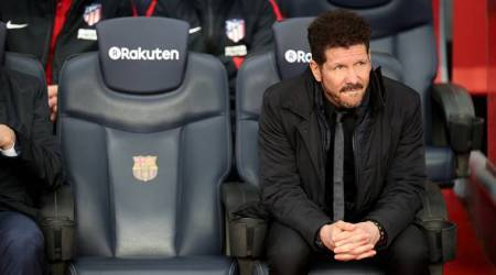 Lionel Messi plays like he is playing on the streets, says Atletico Madrid manager DiegoSimeone