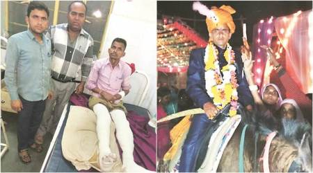 Fortnight after Dalit groom rides mare in Sirohi, uncle in hospital with broken legs