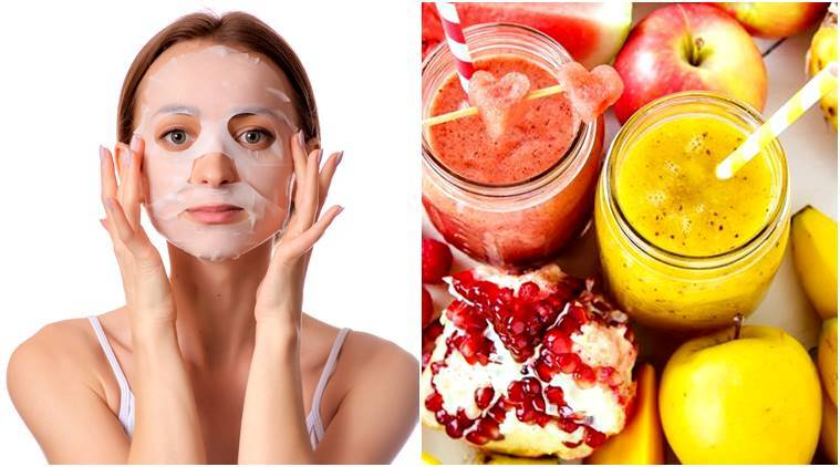 skincare, skin, glowing skin, how to get glowing skin, dull and rough skin home remedies, home remedies for glowing skin, skincare treatment during summer, skincare treatment at home, healthy skin, indian express, indian express news