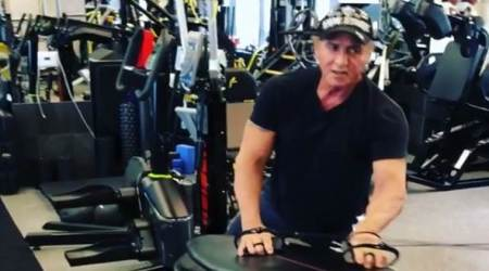 Sly Stallone's 'Creed 2' upper body workout will give you boulder-like shoulders