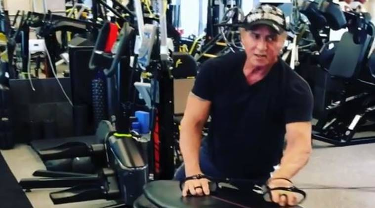 Sly Stallone S Upper Body Workout Will Give You Boulder
