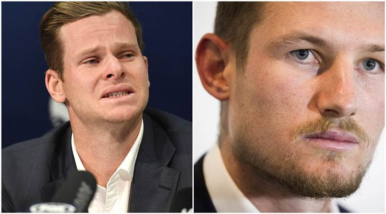 Steve Smith and Cameron Bancroft were banned after ball tampering controversy.