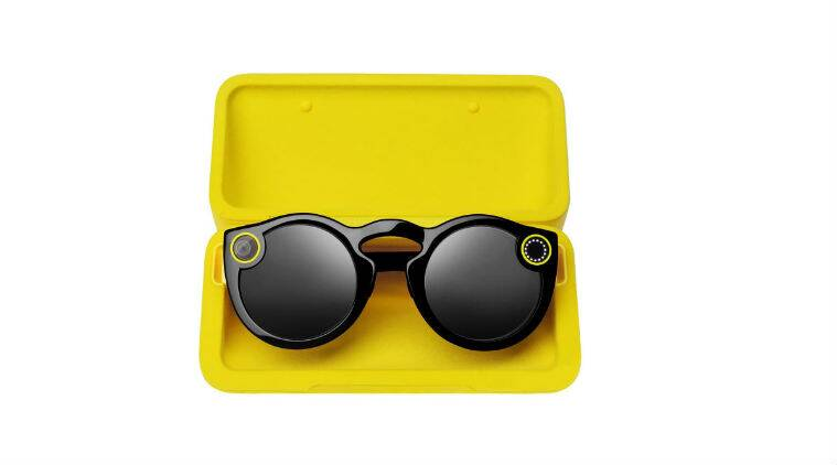 Snap is reportedly working on a new version of Spectacles