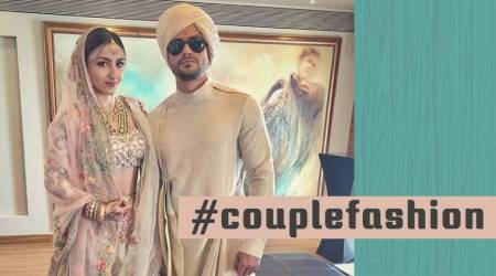 Soha Ali Khan, Kunal Khemu are making us fall in love with wedding fashion in this photo shoot
